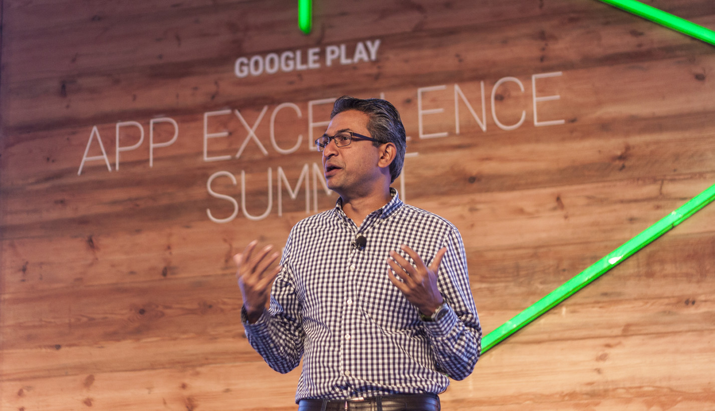 Rajan Anandan, Google's Vice President, South East Asia and India