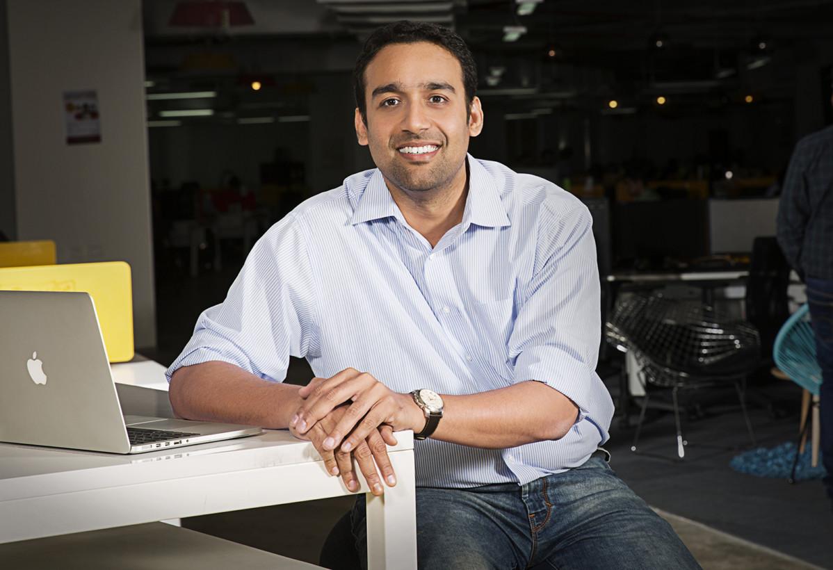 Rajiv Srivatsa, CPTO & Co-founder, Urban Ladder