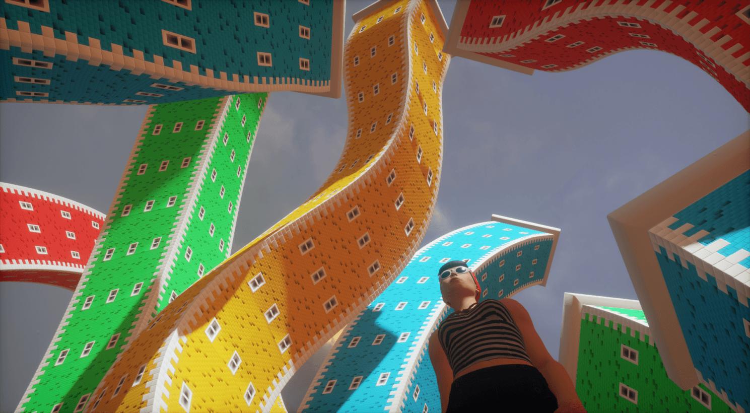 Barely into Beta, Sansar is making social VR look good
