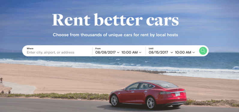 I tried Turo, the Airbnb for car rentals, and I'm never going back