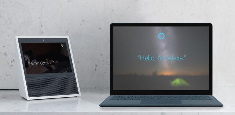 Alexa and Cortana are teaming up, and that's good for everyone