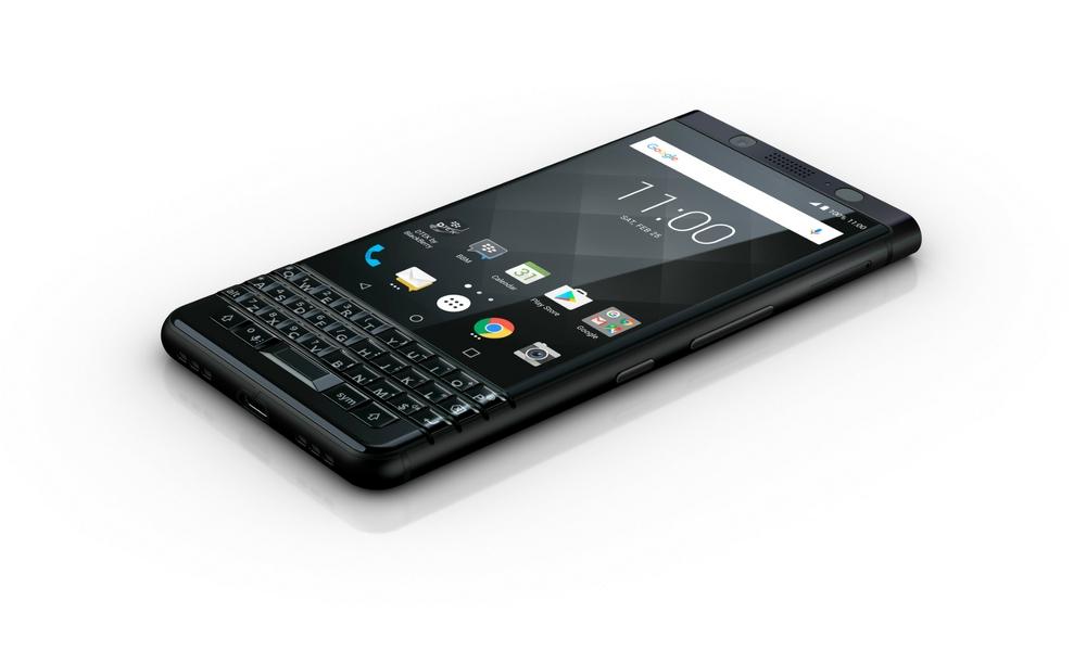 "Meet the special ""Black Edition"" BlackBerry KEYone"