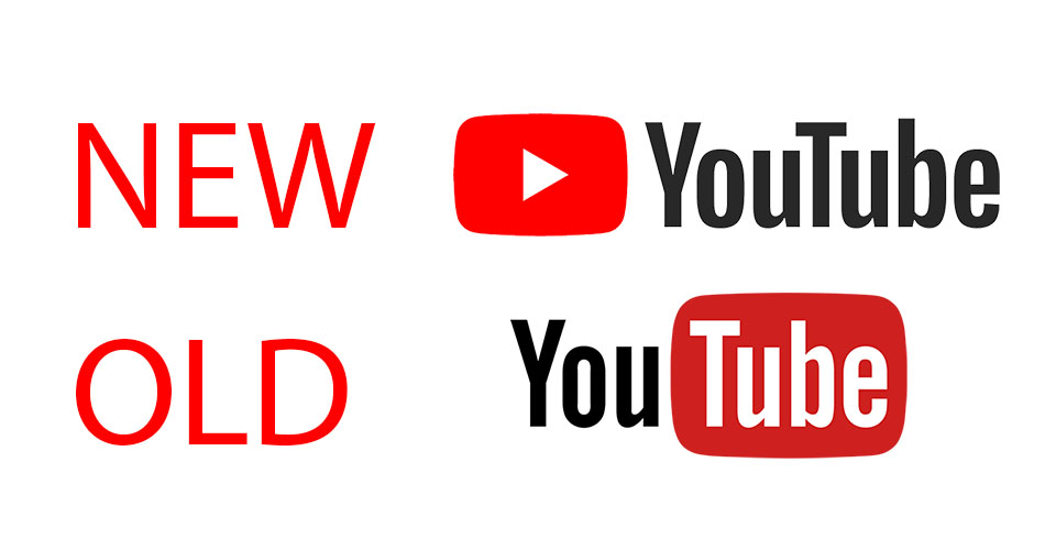 youtube gets a new logo for the first time in 12 years rh thenextweb com YouTube Logo 2017 YouTube Logo 2017