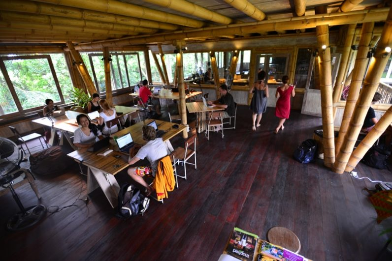Bali coworking space