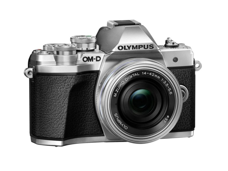 Olympus' E-M10 Mark III adds 4K to one of the best cameras for beginners