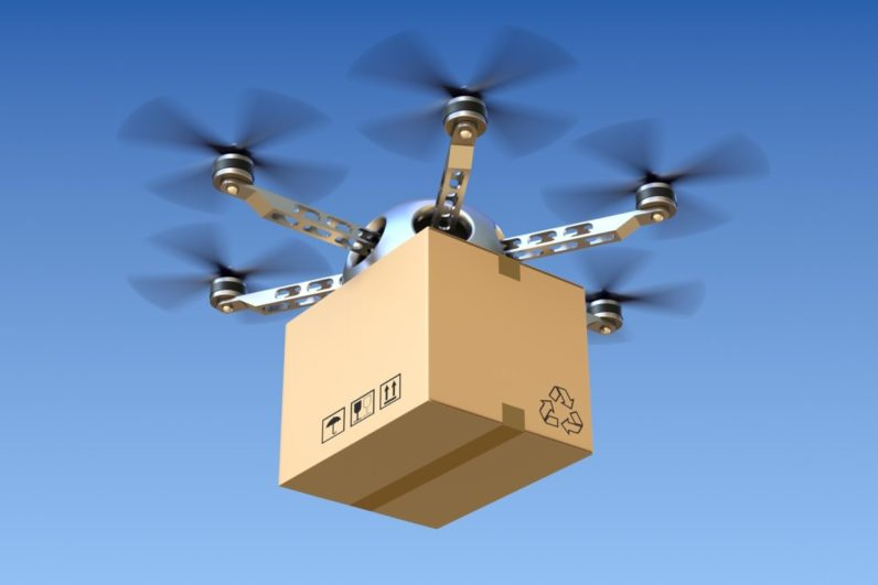 Image result for drone delivery
