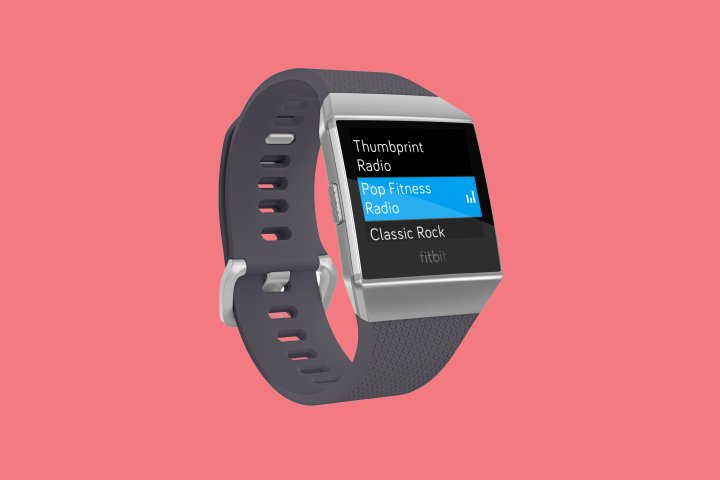 Fitbit Ionic isn't the Apple Watch, and that's a good thing for fitness buffs