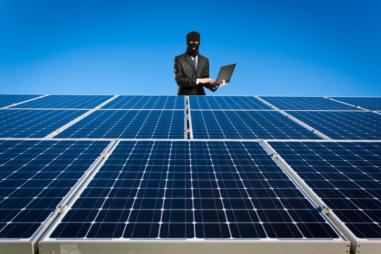 Vulnerability Found In Solar Panels Could Knock Out Power