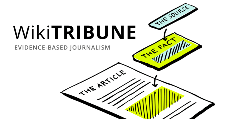 Inside peek: Here's how we built Wikitribune in 72 hours