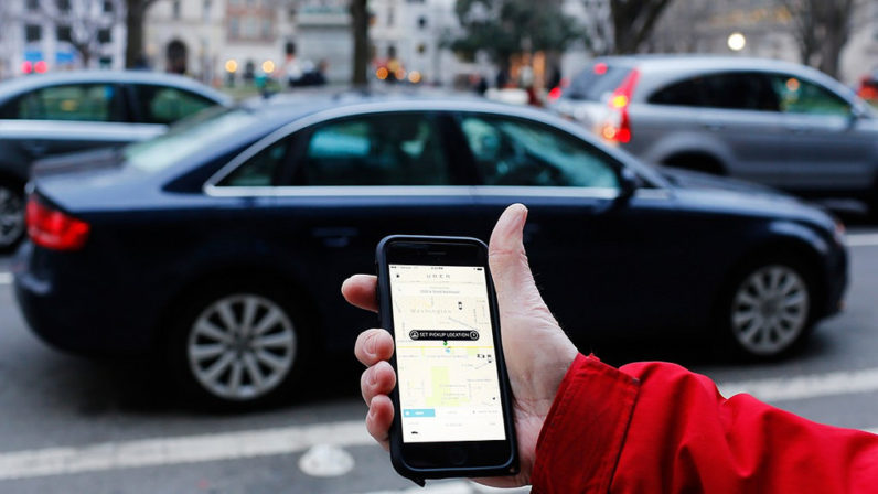 Uber now lets you stop at multiple places on the same trip