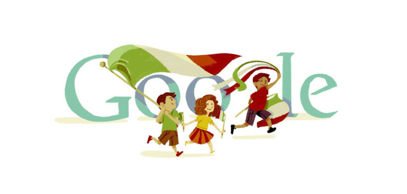 google, italy
