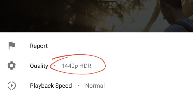 YouTube brings HDR playback to Android, and it looks incredible