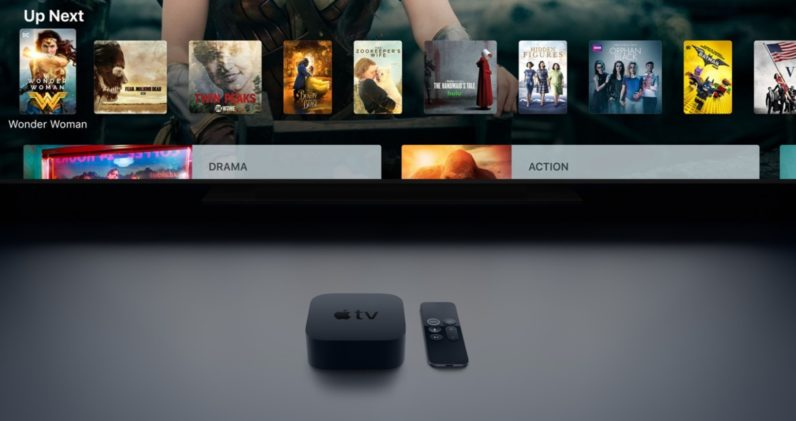 Apple TV 4K can't actually download 4K video from iTunes