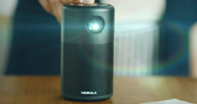 Image result for Anker Nebula Capsule