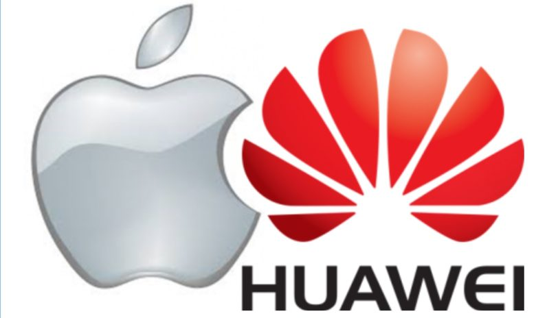 Huawei now sells more phones than Apple
