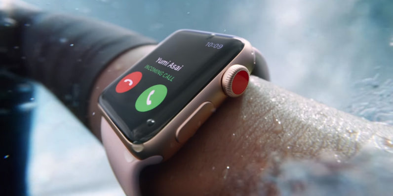 Apple announces Watch Series 3