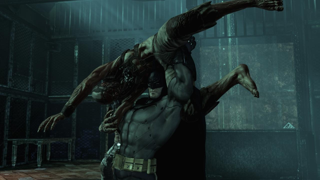Batman: Arkham Asylum offers plenty of satisfying puzzles and action even if you're not a fan of the franchise