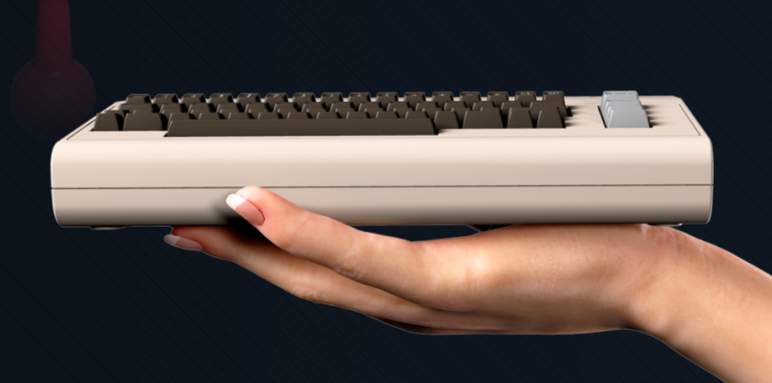 The Commodore 64 is another classic getting its own tiny retro console
