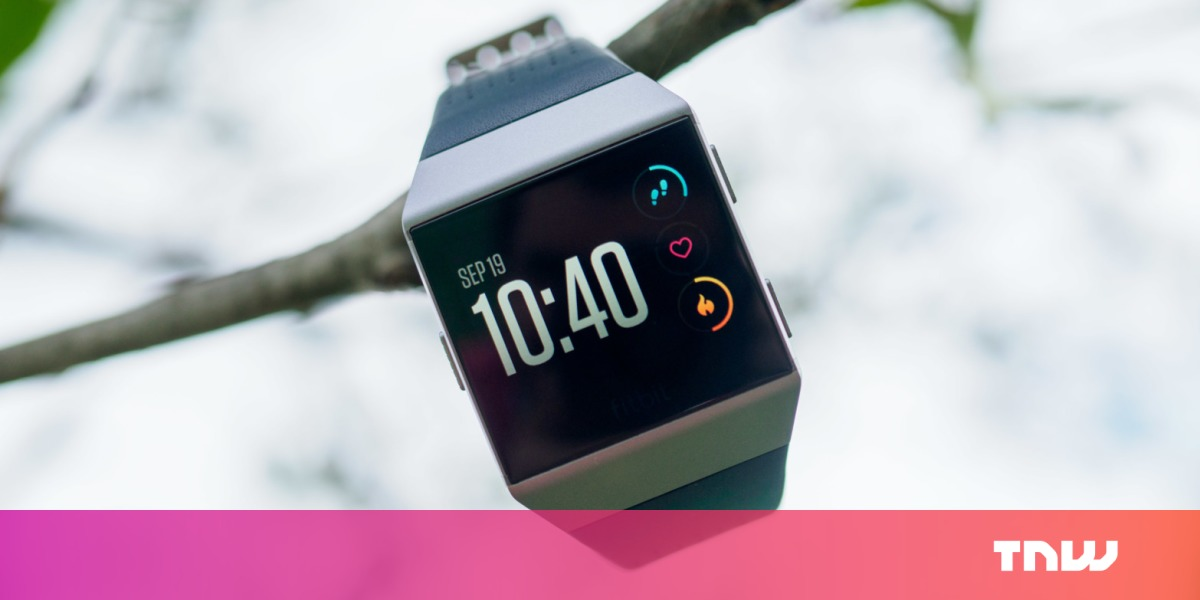 Fitbit's Ionic smarwatch and Flyer headphones launch on October 1