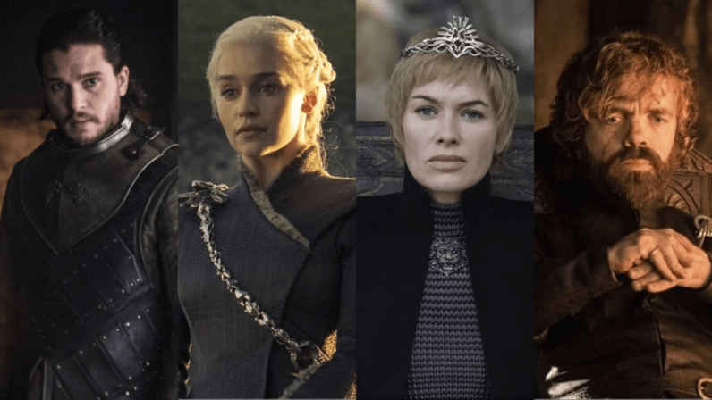 Data analysis of Game of Thrones determines who really is the main character
