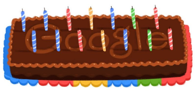 7 of Google's best birthday Doodles