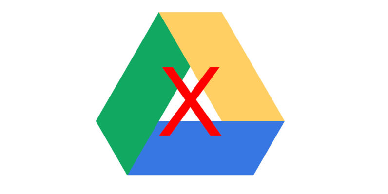 Google Drive is down – it's not just you [Update: It's back!]