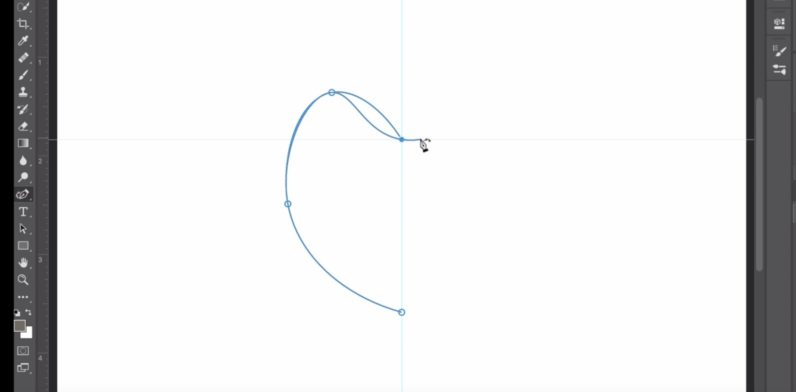Photoshop's new pen tool will finally make it easy to draw curves