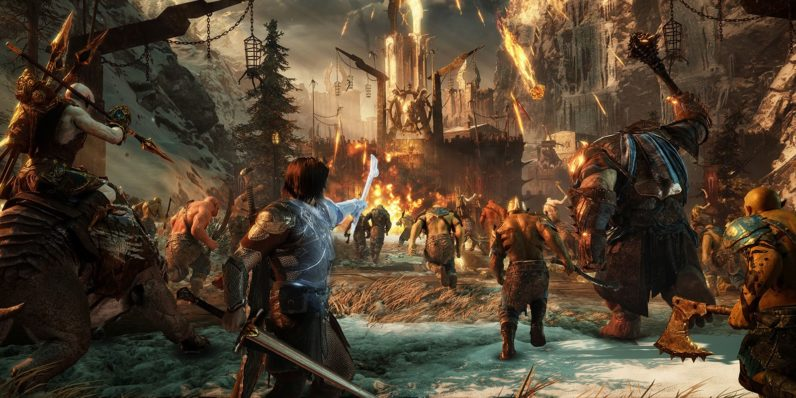 Shadow of War DLC sends Warner Bros into retreat mode