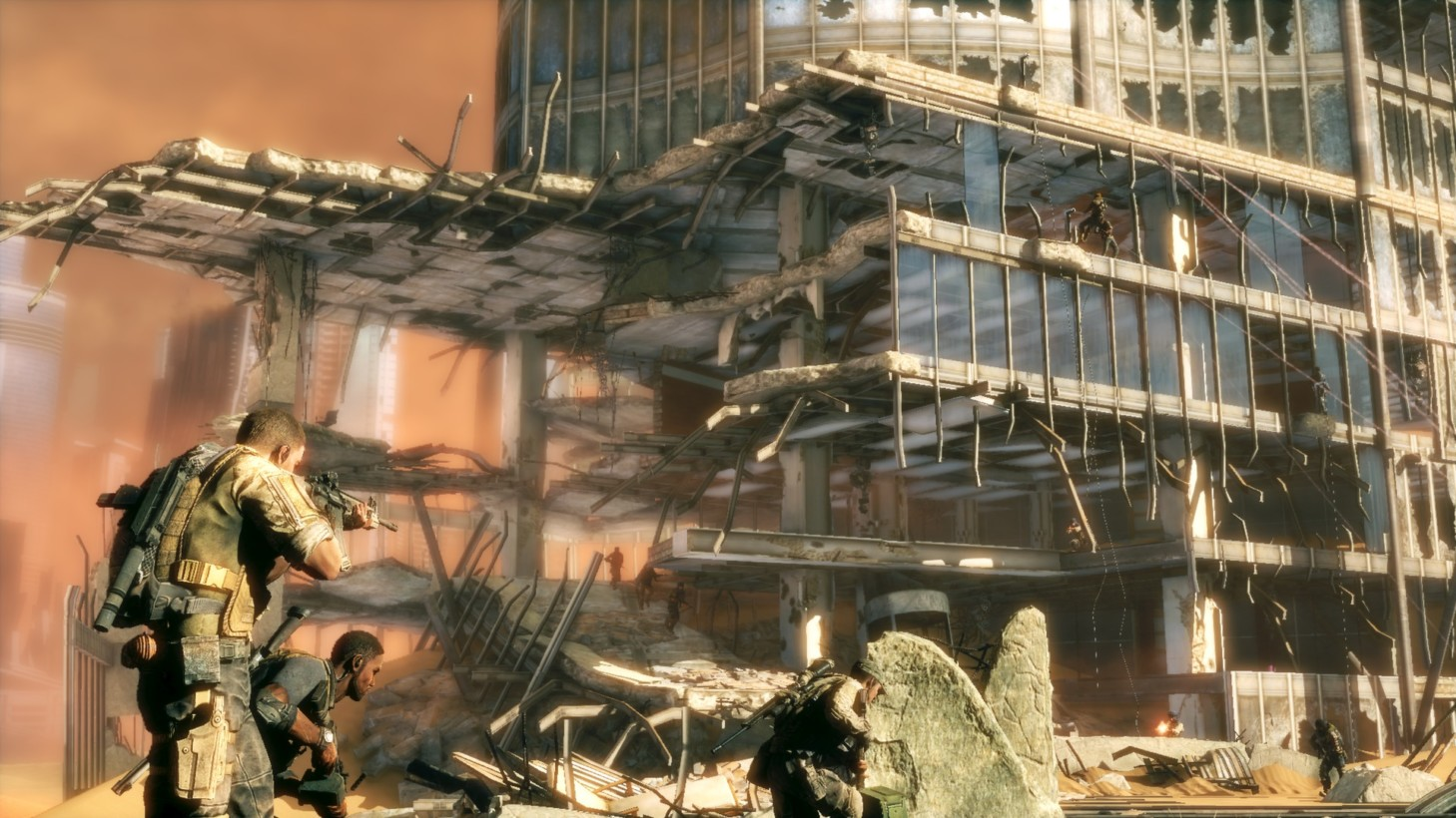 Spec Ops: The Line is a 2012 shooter that's more than skin deep