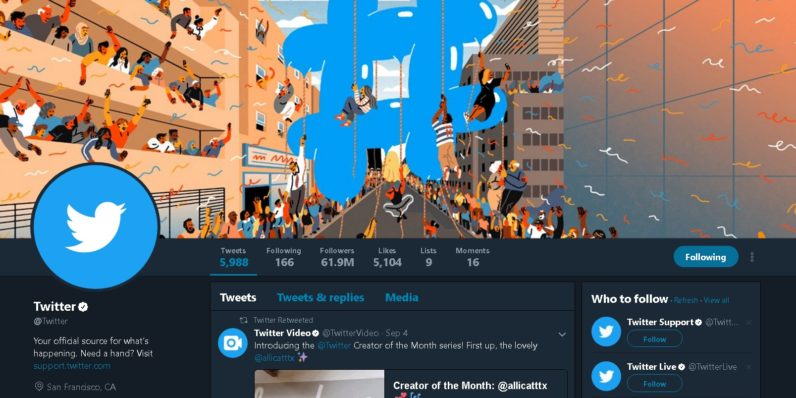 Twitter's beautiful Night Mode is rolling out to desktop users