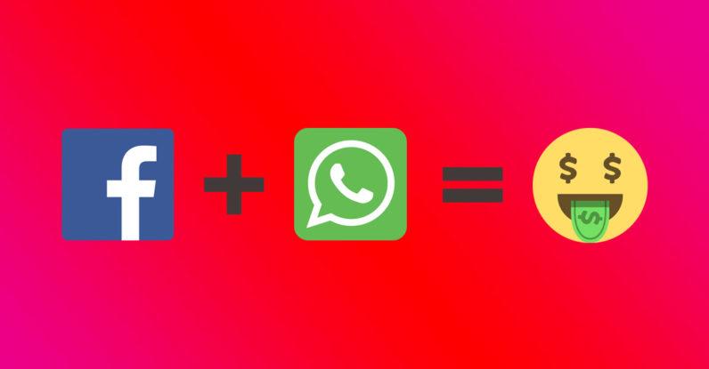 cassa facebook whatsapp