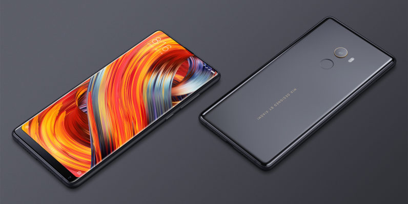 Xiaomi's Mi Mix 2 is a bezel-less powerhouse at just $500