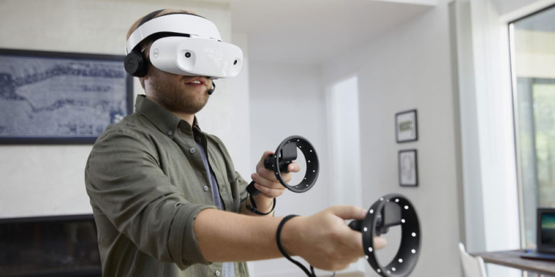 Dell's sleek VR headset is now up for pre-order