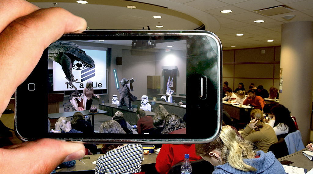 6 awesome augmented reality apps making waves in the market