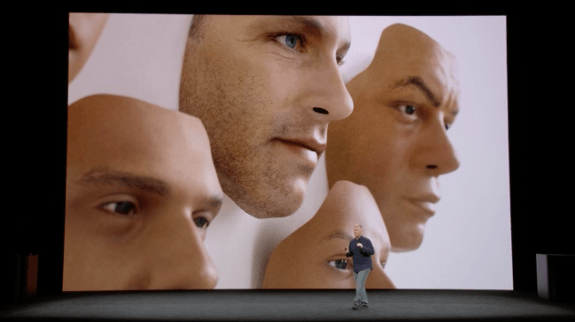 Apple's Face ID thwarted by 'morning face'