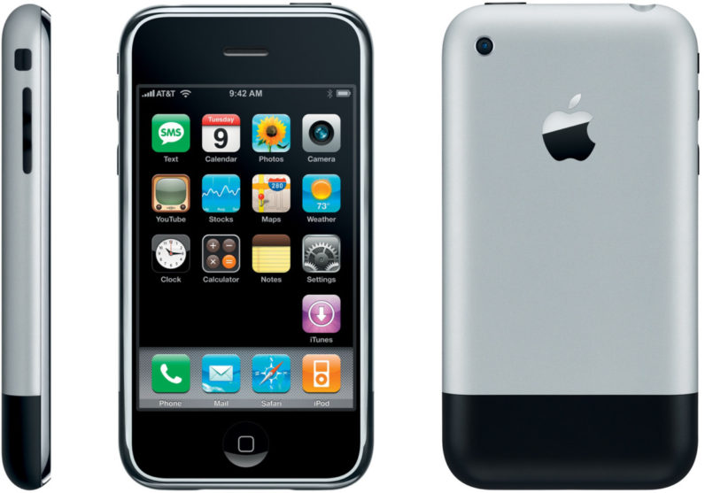 Every prediction about the original iPhone sucked