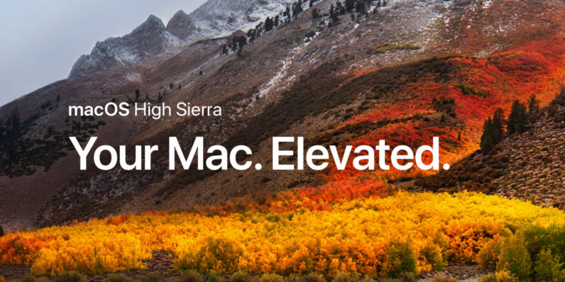 Mac users can download macOS 'High Sierra' now at Apple's App Store
