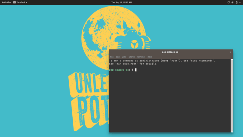 POP!_OS is a developer-focused minimalist Linux distro from System 76