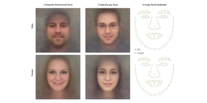 This AI knows whether you're gay or straight by looking at a single photo