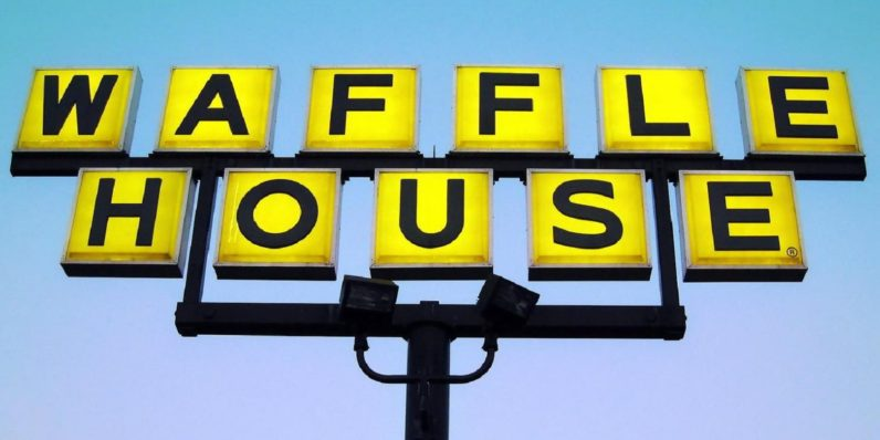 The Waffle House Index is a uniquely American hurricane damage assessment tool