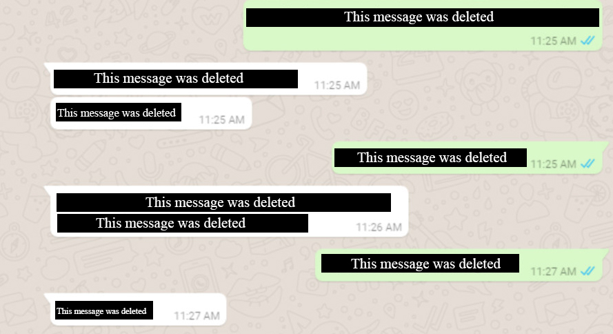 WhatsApp turns on unsend feature to let you delete sent messages