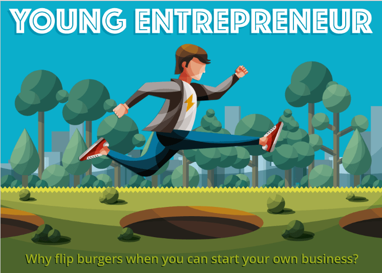How to overcome the pitfalls in business as a young entrepreneur