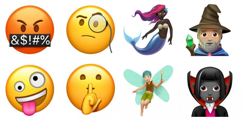 updated iphone emojis apple s ios 11 1 update brings amazing emoji and is 13202