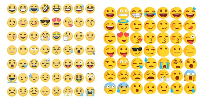 Messenger and Facebook will soon have consistent emoji