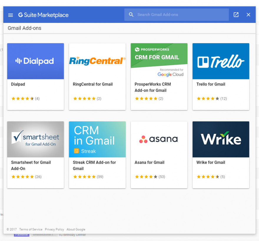 Google Supercharges Gmail With Thirdparty Addons - Quickbooks invoicing for gmail