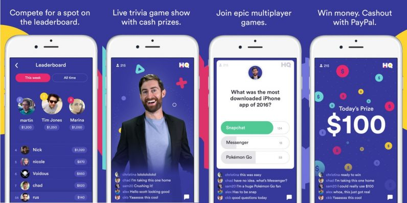 HQ Trivia to give away millions during NBA finals