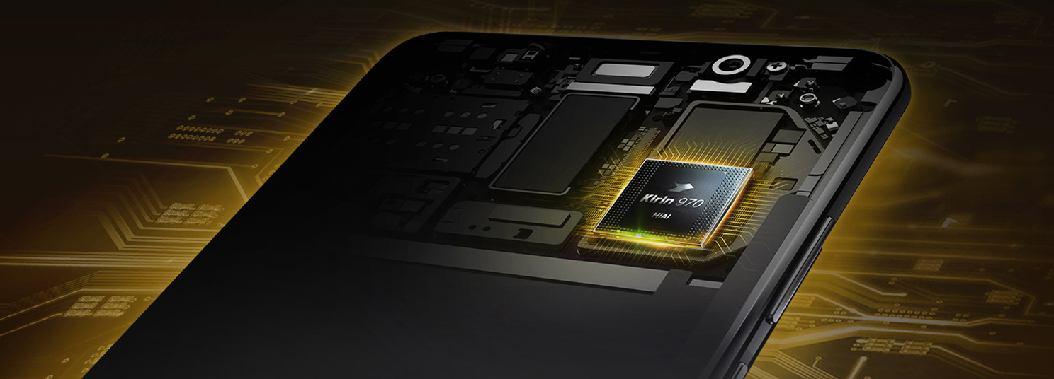 Huawei's new Mate 10 series packs a Kirin 970 chip with a Neural Processing Unit