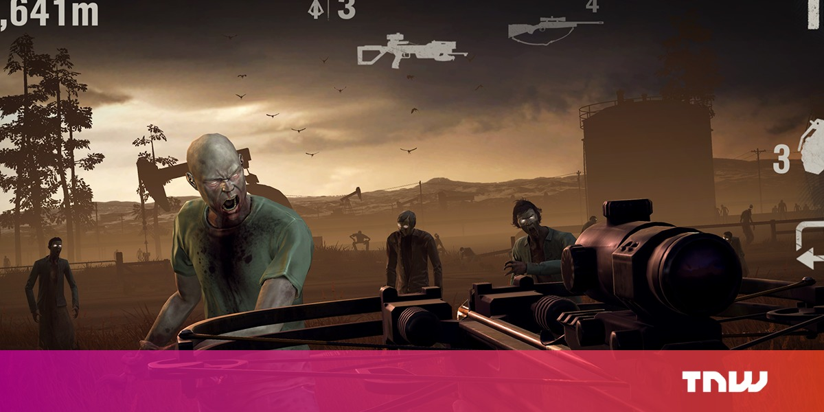 photo image Lose your weekend to zombies with Into the Dead's excellent endless shooter sequel