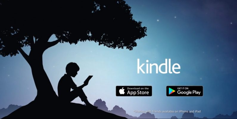 Amazon has a new Kindle app with a light theme and Goodreads integration