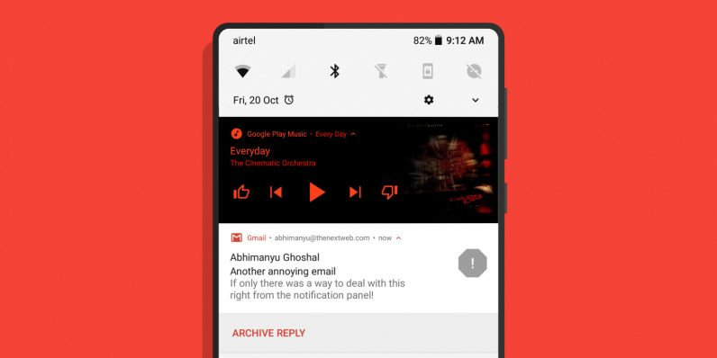 This free Android app fixes the worst thing about Xiaomi's notification panel